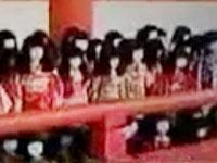 淡嶋神社の人形~稲川淳二~