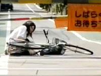 心霊恐怖 [渋谷怪談] 安すぎる自転車