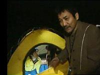 【2012 夏の怖い動画】 恐怖の現場 怖い話 テントを覗く無数の眼