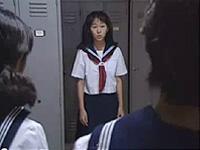学校の幽霊 私の後ろに